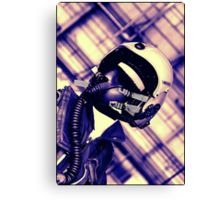 666th Giger Squadron Canvas Print