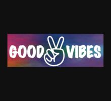 Good Vibes by BuyMyTees