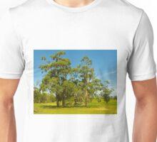 Farmscape #1, Warragul District, Gippsland, Australia. Unisex T-Shirt