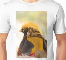 31115 Chinese Golden Pheasant Unisex T-Shirt