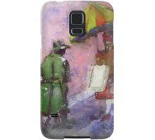 BUS STOP(C2007) Samsung Galaxy Case/Skin