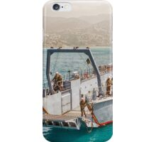 Lebanese Amphibious Transport Ship iPhone Case/Skin