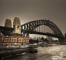 Sydney Harbour by garts