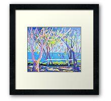 Burleigh Beach #2 Framed Print