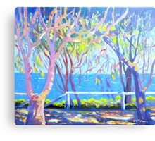 Burleigh Beach #2 Canvas Print