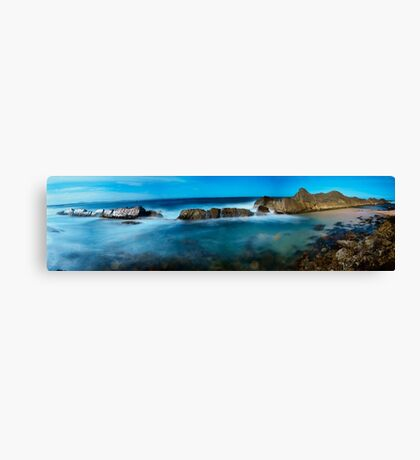 Forster Beaches NSW Australia Canvas Print