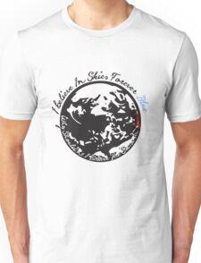 Skies Forever Blue  Unisex T-Shirt