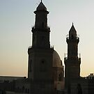 Histroic buildings in Cairo by monirgouda