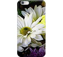 Complimenting one another iPhone Case/Skin