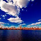 Central Park Reservoir by vinaixa