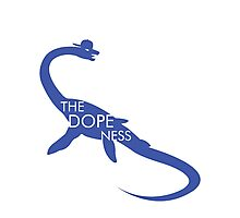 The Dope Ness  Photographic Print