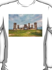 Old Stone Castle, France T-Shirt