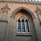Al Hussein Mosque in Cairo by monirgouda