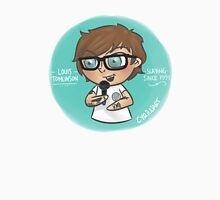 Glasses Lou Unisex T-Shirt