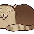 Kitten Loaf by Kristen Rimmel