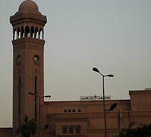 Al Azhar University in Cairo by monirgouda