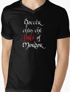 Hotter than Modor v2 Mens V-Neck T-Shirt