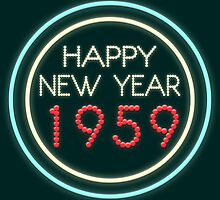 Happy New Year 1959 by talesanura