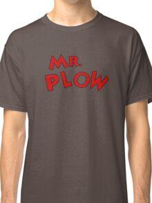 Mr. Plow Classic T-Shirt