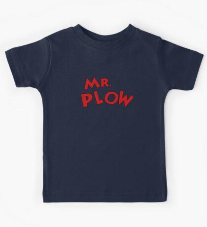 Mr. Plow Kids Tee