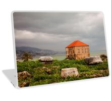 Ancient Ruins Byblos Lebanon Laptop Skin
