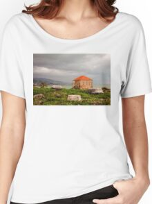 Ancient Ruins Byblos Lebanon Women's Relaxed Fit T-Shirt