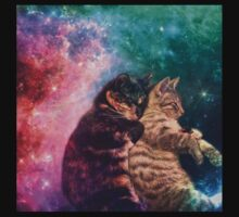 Tortilla and Feivel - Snuggles in Space T-Shirt