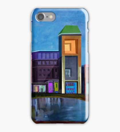 down town iPhone Case/Skin