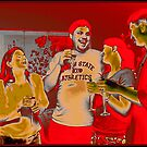 Good Times In Red by solstone