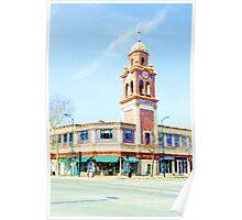 City Plaza at Noon (01) Poster