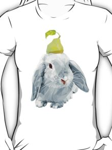 Bunny and a pear T-Shirt