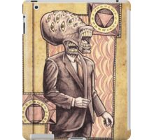 The Actuary iPad Case/Skin