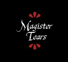 Magister Tears (light) by HeyHannahNicole