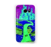 Oz_Blue Samsung Galaxy Case/Skin