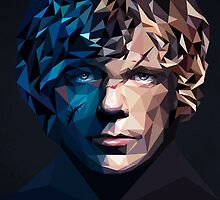 Tyrion Lannister by Julia Alberts