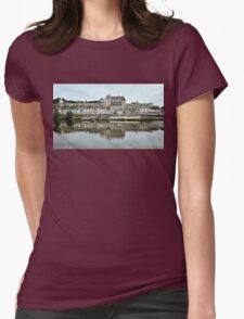 Reflections of Royalty  Womens Fitted T-Shirt