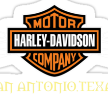harley 7 Sticker