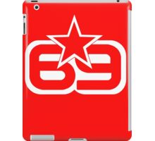 STAR - 69 iPad Case/Skin