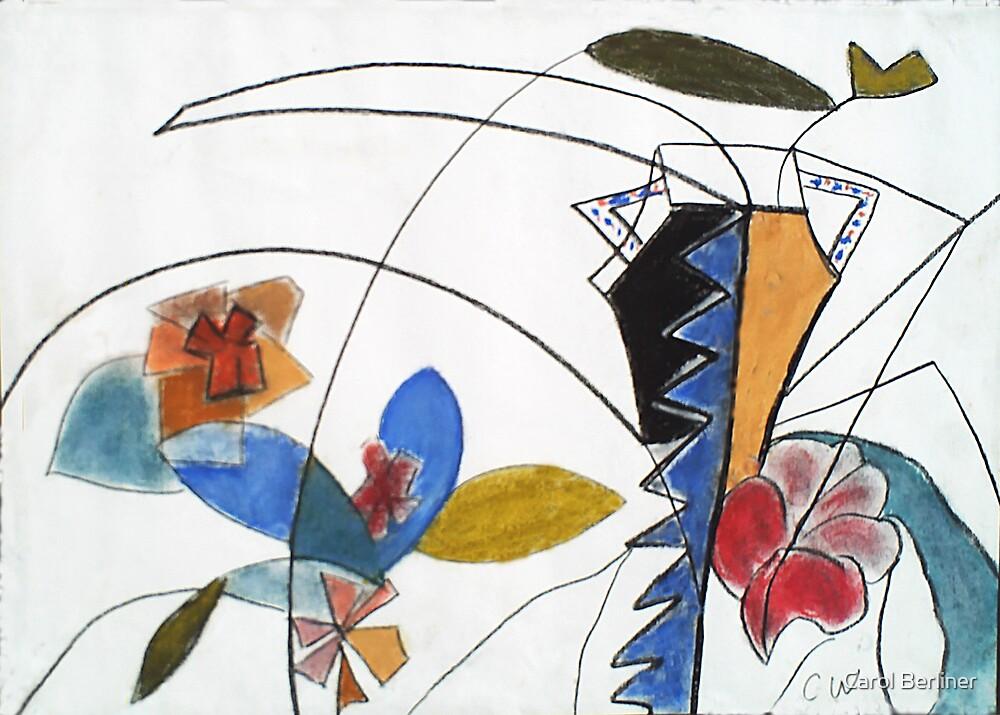 Flora Delight by Carol Berliner