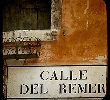 MERCHANT OF VENICE - A Random Alley by Vanessa Sam