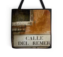 MERCHANT OF VENICE - A Random Alley Tote Bag