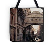 MERCHANT OF VENICE - Bridge of Sighs Tote Bag