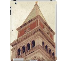 MERCHANT OF VENICE - Campanile di San Marco iPad Case/Skin