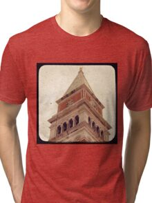 MERCHANT OF VENICE - Campanile di San Marco Tri-blend T-Shirt