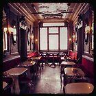 MERCHANT OF VENICE - Florian Tea Room by moderatefanatic