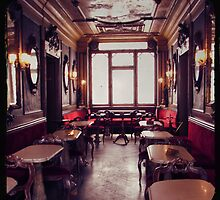 MERCHANT OF VENICE - Florian Tea Room by Vanessa Sam