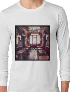 MERCHANT OF VENICE - Florian Tea Room Long Sleeve T-Shirt