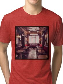 MERCHANT OF VENICE - Florian Tea Room Tri-blend T-Shirt