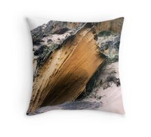 slice of time Throw Pillow