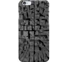 3D Abstract Sphere iPhone Case/Skin